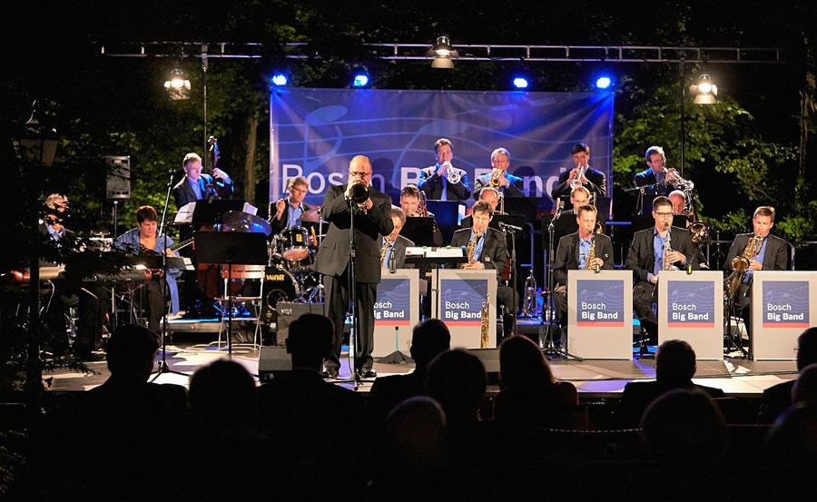 Die Bosch Big Band.